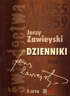 DZIENNIKI - 2 TOMY