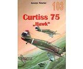 Szczegóły książki CURTISS 75 HAWK (103)