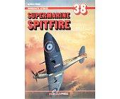 Szczegóły książki SUPERMARINE SPITFIRE - CZĘŚĆ 1 - MONOGRAFIE LOTNICZE NR 38