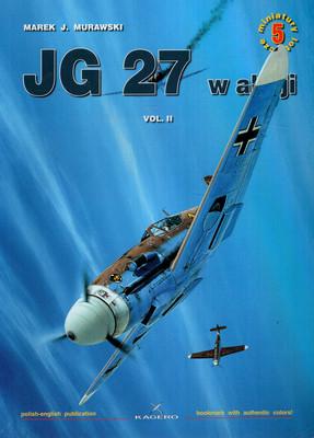 JG 27 W AKCJI VOL. 2 - MINIATURY LOTNICZE NR 5