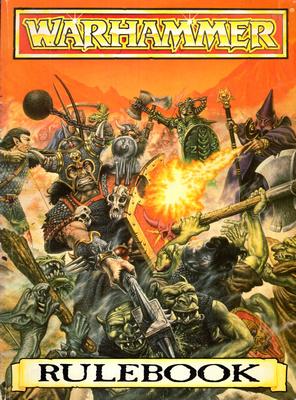 WARHAMMER RULEBOOK (RPG)