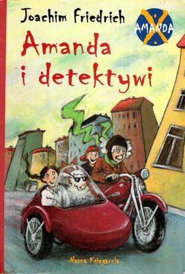 AMANDA I DETEKTYWI