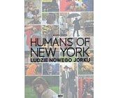 Szczegóły książki HUMANS OF NEW YORK/ LUDZIE NOWEGO JORKU