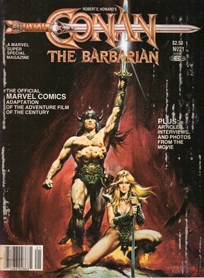 CONAN THE BARBARIAN (21)