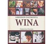 Szczegóły książki WINA - LEKSYKON DAUMONTA
