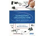 Szczegóły książki DORADZTWO ORGANIZACYJNE. UJĘCIE SYSTEMOWE