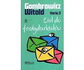 Szczegóły książki VARIA - TOM 3 - LIST DO FERDYDURKISTÓW