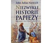 Szczegóły książki NIEZWYKŁE HISTORIE PAPIEŻY