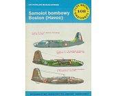 Szczegóły książki SAMOLOT BOMBOWY BOSTON (HAVOC) (TYPY BRONI I UZBROJENIA - ZESZYT 108)