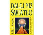 Szczegóły książki DALEJ NIŻ ŚWIATŁO