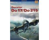 Szczegóły książki DORNIER DO 17/ DO 215 (MONOGRAFIE LOTNICZE 60)
