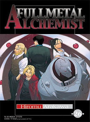 FULLMETAL ALCHEMIST - TOM 26