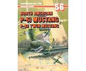 Szczegóły książki NORTH AMERICAN P-51 MUSTANG, P-82 TWIN MUSTANG - CZ. 2 - MONOGRAFIE LOTNICZE NR 56
