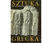 Szczegóły książki SZTUKA GRECKA V WIEKU P. N. E.