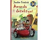 Szczegóły książki AMANDA I DETEKTYWI