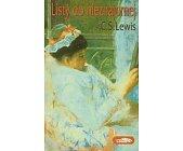Szczegóły książki LISTY DO NIEZNAJOMEJ
