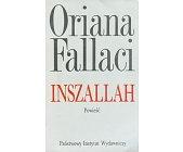 Szczegóły książki INSZALLAH