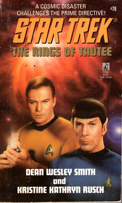 STAR TREK (78) - THE RINGS OF TAUTEE