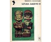 Szczegóły książki SZTUKA AMERYKI III
