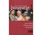 Szczegóły książki WIELKIE BIOGRAFIE - 3 TOMY