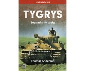 Szczegóły książki TYGRYS. LEGENDARNY CZOŁG