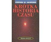 Szczegóły książki KRÓTKA HISTORIA CZASU