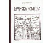 Szczegóły książki RZYMSKA KOMEDIA