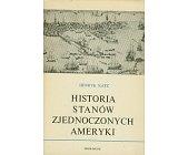 Szczegóły książki HISTORIA STANÓW ZJEDNOCZONYCH AMERYKI