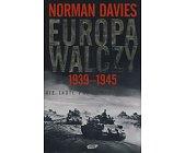 Szczegóły książki EUROPA WALCZY 1939-1945