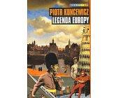 Szczegóły książki LEGENDA EUROPY