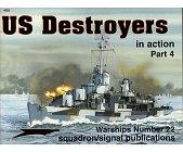 Szczegóły książki US DESTROYERS IN ACTION, PART 4