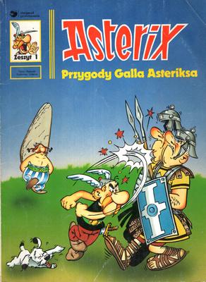 ASTERIX - PRZYGODY GALLA ASTERIKSA