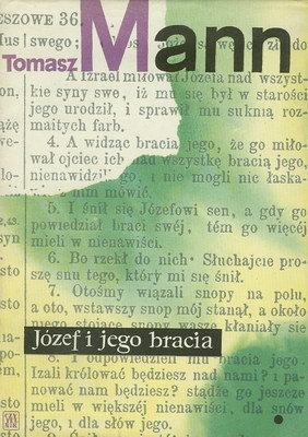 JÓZEF I JEGO BRACIA - 3 TOMY