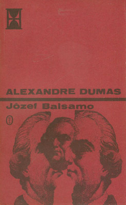 JÓZEF BALSAMO - 4 TOMY