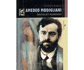 Szczegóły książki AMEDEO MODIGLIANI. SKRZYDLATY WĘDROWIEC