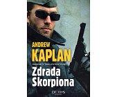 Szczegóły książki ZDRADA SKORPIONA
