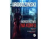 Szczegóły książki MORDERSTWO NA KORFU