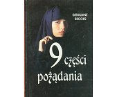 Szczegóły książki 9 CZĘŚCI POŻĄDANIA