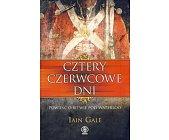 Szczegóły książki CZTERY CZERWCOWE DNI