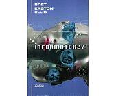 Szczegóły książki INFORMATORZY