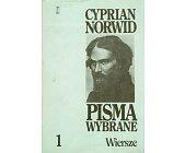 Szczegóły książki PISMA WYBRANE - 5 TOMÓW