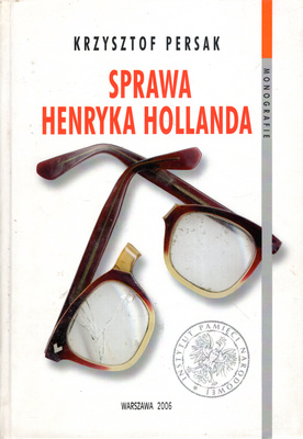 SPRAWA HENRYKA HOLLANDA