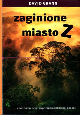 ZAGINIONE MIASTO Z