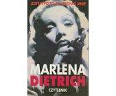 Szczegóły książki MARLENA DIETRICH - JESTEM PO TO, BY KOCHAĆ MNIE