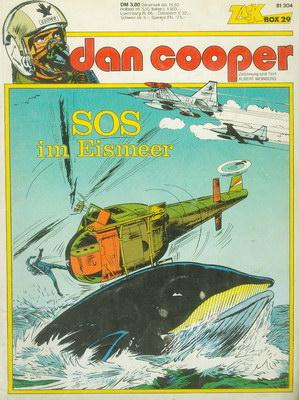 DAN COOPER - SOS IM EISMEER