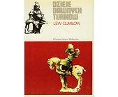 Szczegóły książki DZIEJE DAWNYCH TURKÓW (CERAM)