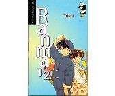 Szczegóły książki RANMA 1/2 - TOM 3