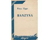 Szczegóły książki HANZYNA
