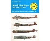 Szczegóły książki SAMOLOT BOMBOWY DORNIER DO 217