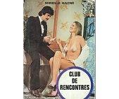Szczegóły książki CLUB DE RENCONTRES